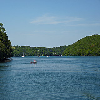 River fal Cornwall